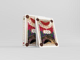 Graphic Artwork - <em>44A</em>, playing Card